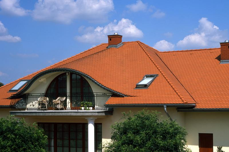 Натуральные материалы для крыши коттеджей
