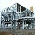 Технологии скоростного строительства дома с использованием ЛСТК
