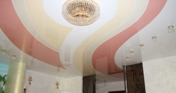 Главные советы, какой цвет потолков выбрать